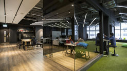9GAG Office / LAAB Architects