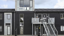 Himmerland Housing Estate Renovation / C.F. Møller