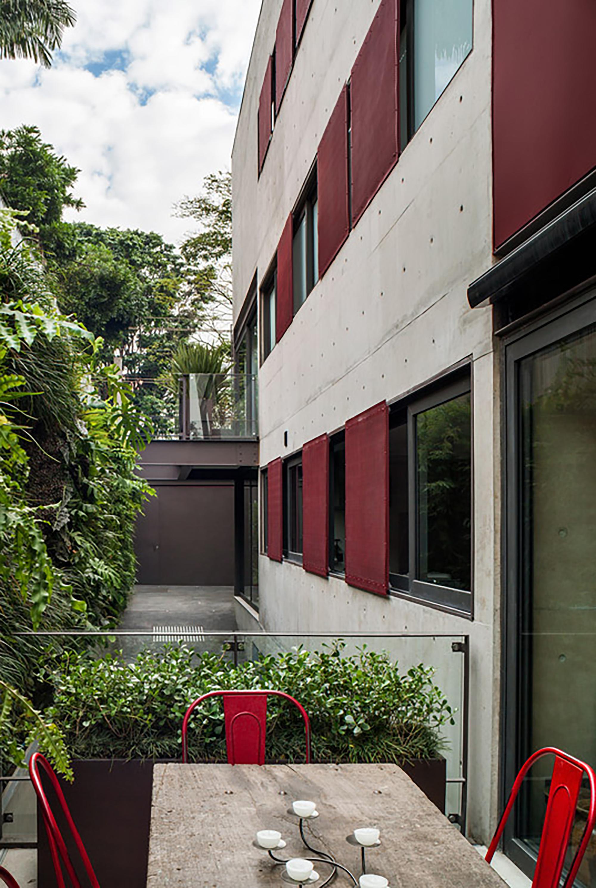 Galer a de casa jard n paulistano gruposp 15 for Cd market galeria jardin