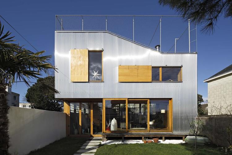 Landscape House / Mabire Reich , © Guillaume Satre