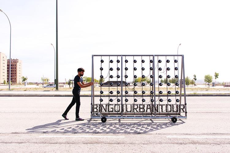 Javier Peña Ibañez y la construcción de espacios efímeros, Cortesía de DAEE