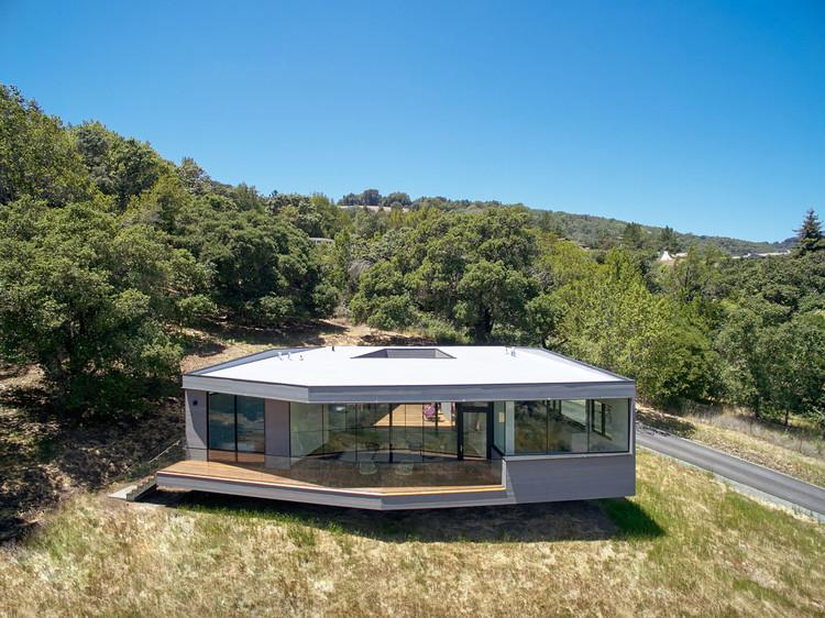 Caixa na Pedra / Schwartz and Architecture, © Bruce Damonte