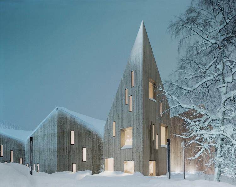 Romsdal Folk Museum / Reiulf Ramstad Arkitekter, © Erik Hattrem, Reiulf Ramstad Arkitekter