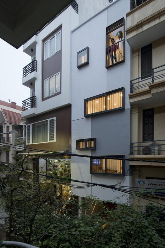 Casa QT / Landmak Architecture, © Le Anh Duc