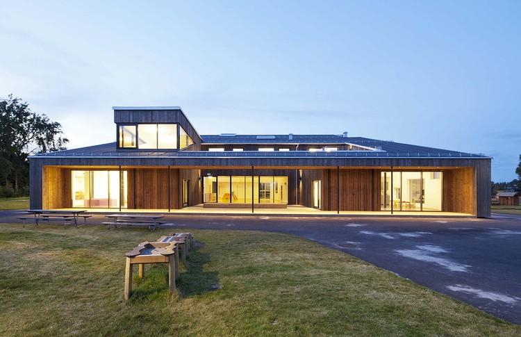 Jardín Infantil / SYD Arkitekter, © Jan Roger Bodin