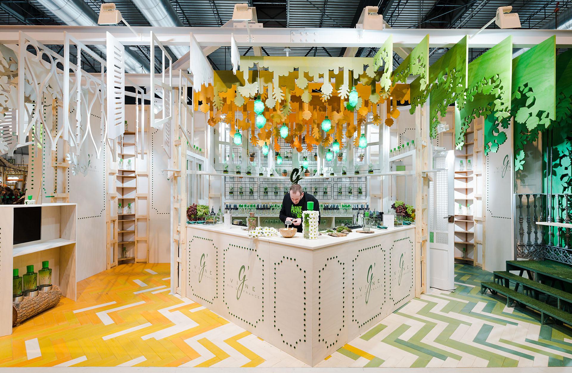 Arcomadrid 2016 el dise o de izaskun chinchilla para g for Arquitectura de proyectos
