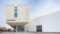 Public Library in Estaminet / Richard + Schoeller Architectes