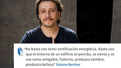 Frases: Solano Benítez y la sustentabilidad