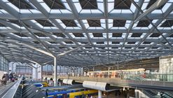 The Hague Central Station / Benthem Crouwel Architects