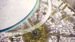 Carlo Ratti Proposes Mile-High Park, World's Tallest Structure