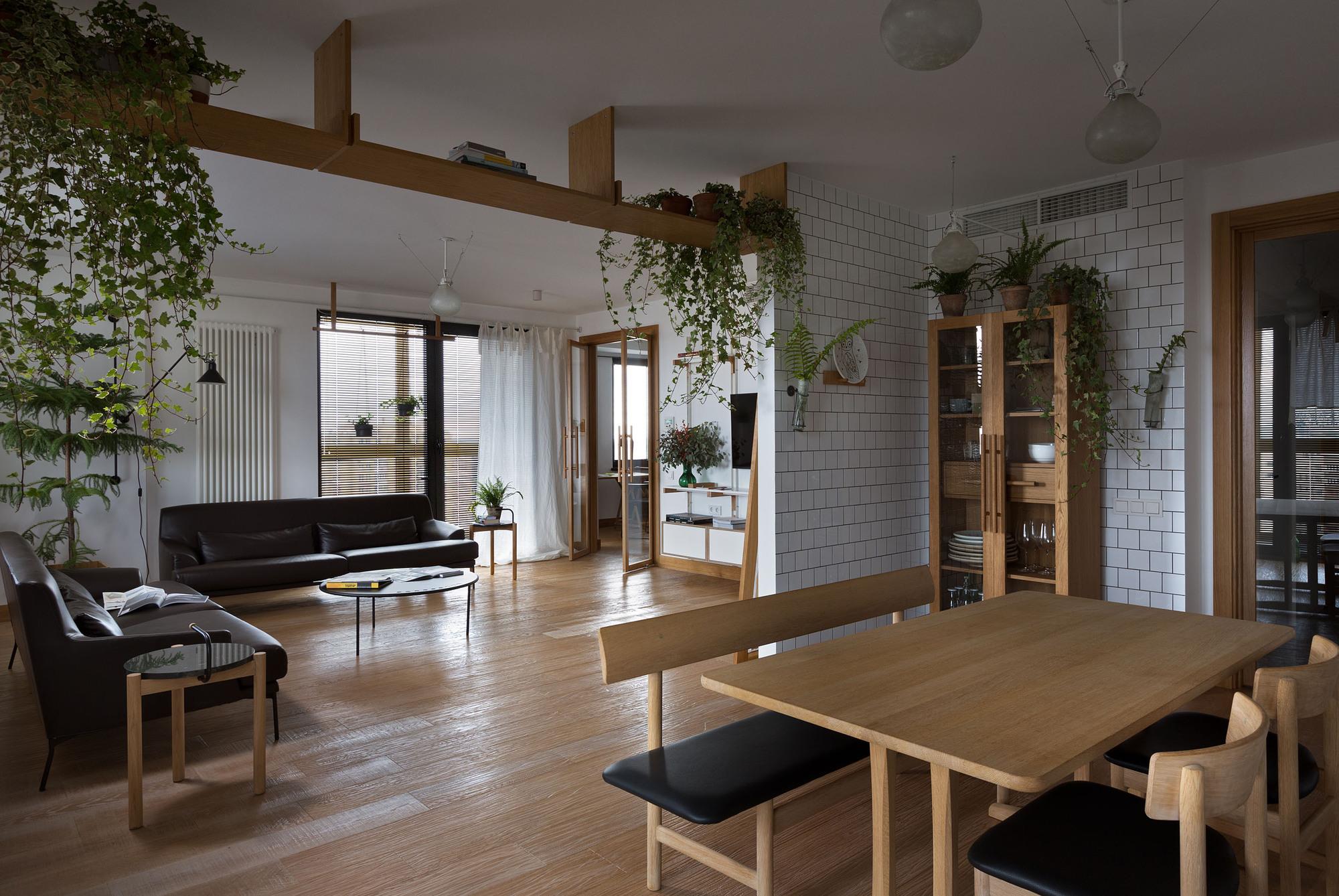 Apartment in Kiev / Alena Yudina
