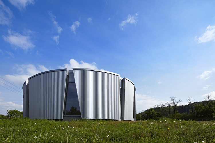 Casa de baixo consumo energético / Caraa, © Andrea Thiel Lhotáková