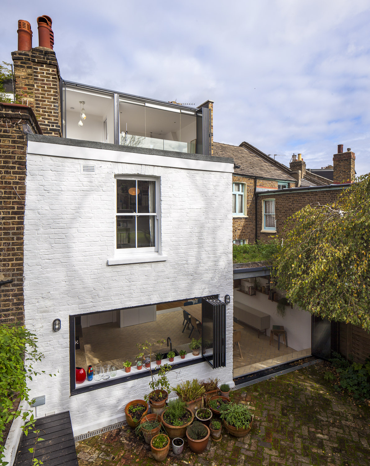 Shepherd S Bush Extension Amp Loft Conversion Studio 30