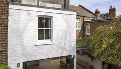 Extensão e reforma do loft Sherpherd's Bush /  + Studio 30 Architects