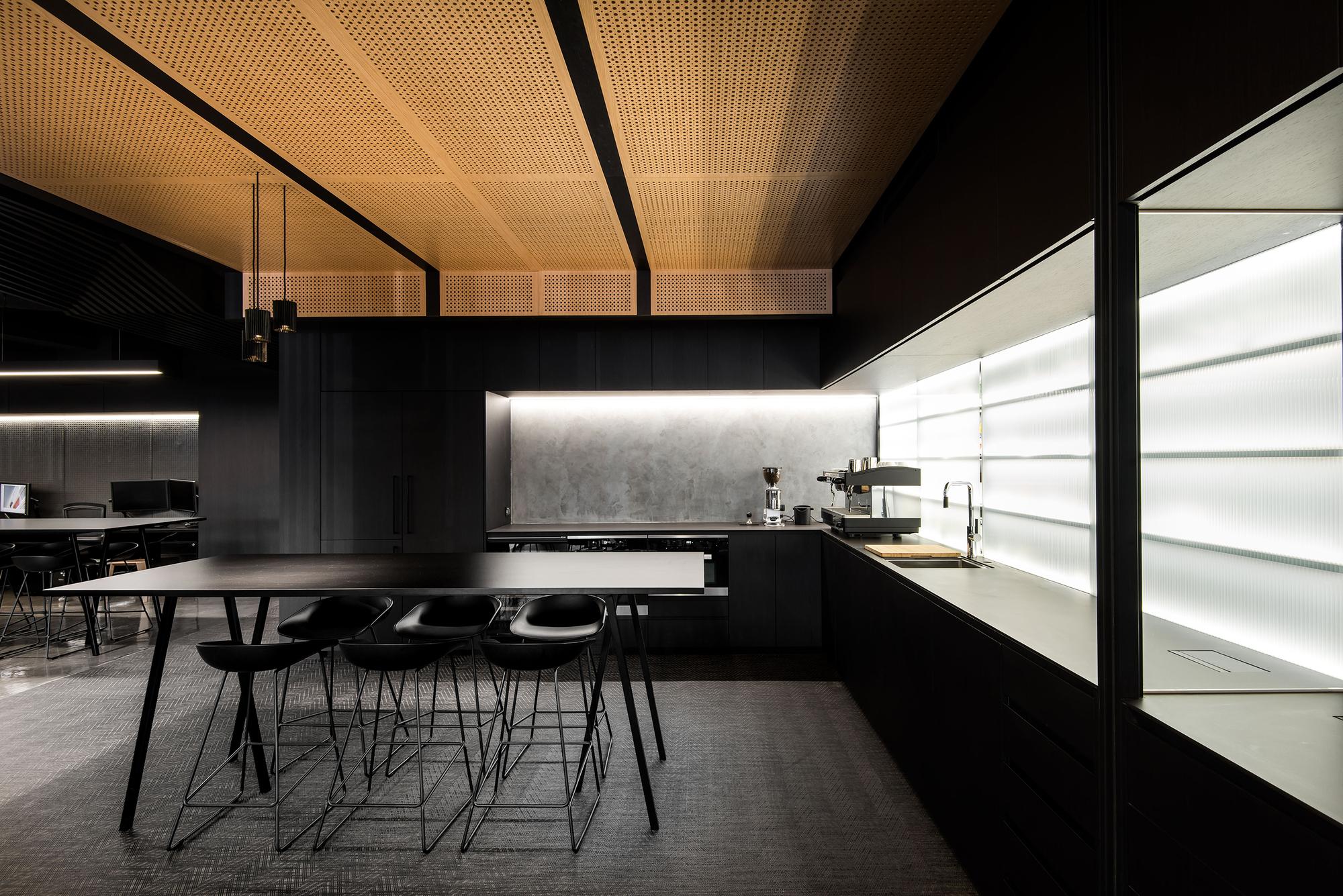 Galeria de escrit rio hillam hillam architects 5 for Office design theory