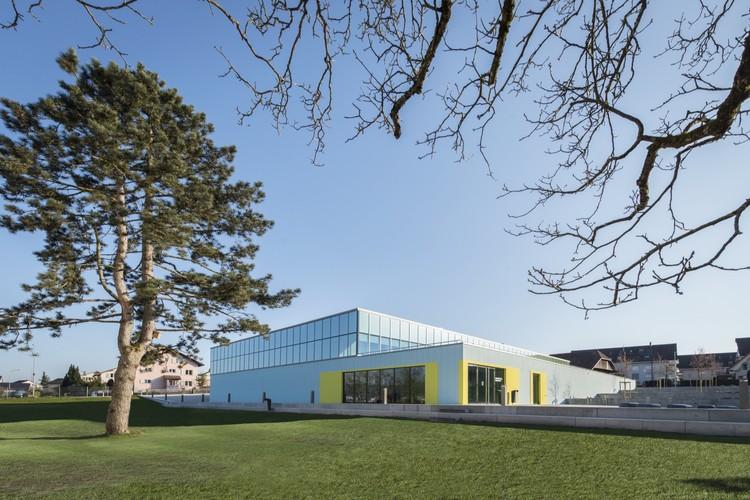 Centro deportivo Neumatt / Evolution Design, © SUEBAER