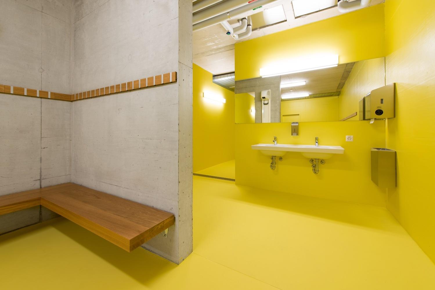Gallery of Neumatt Sports Center Evolution Design 15