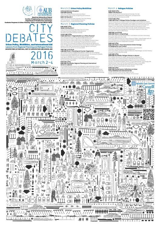 Conference: AUB City Debates 2016