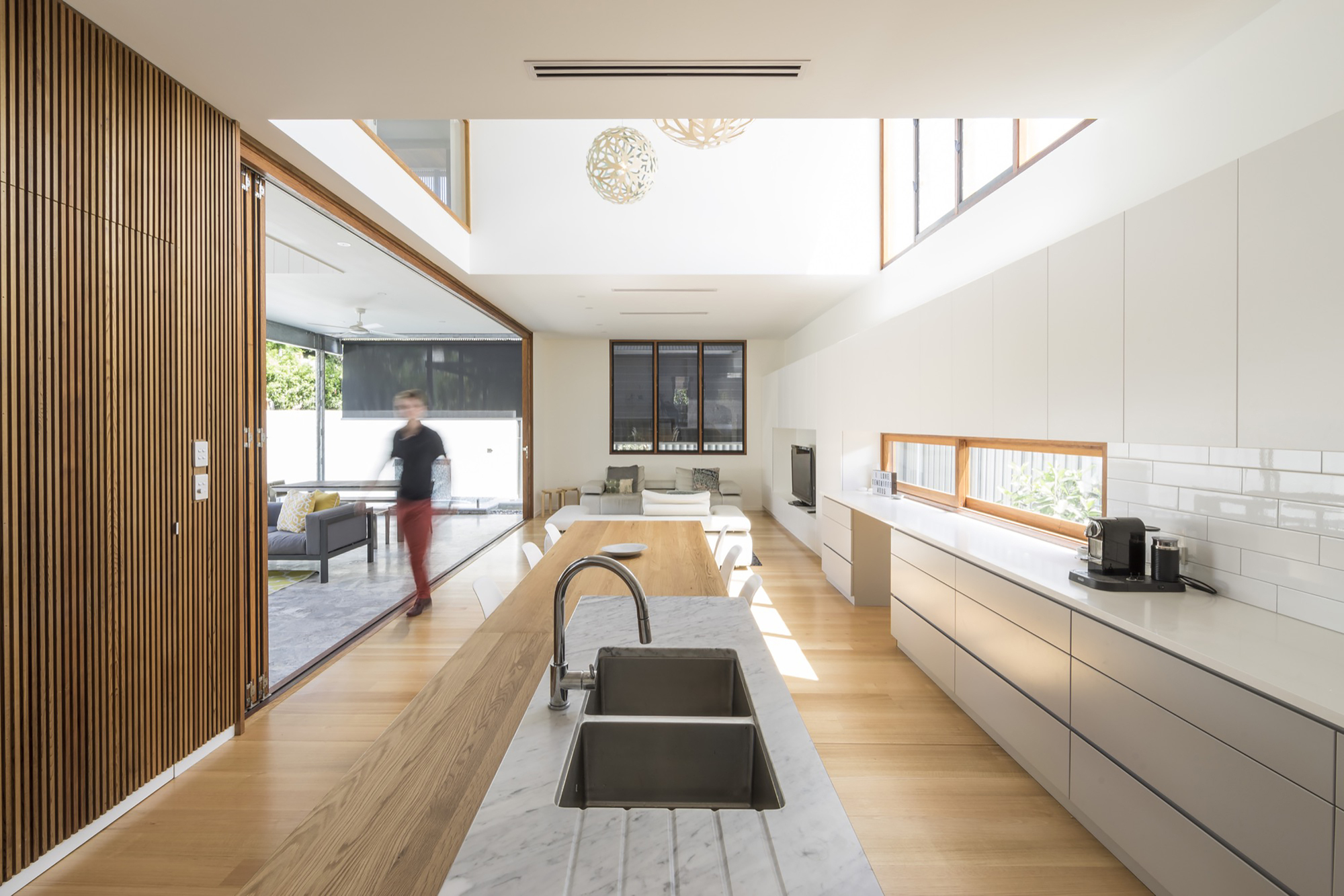 Charming Backyard Architect Part - 5: Courtesy Of Joe Adsett Architects