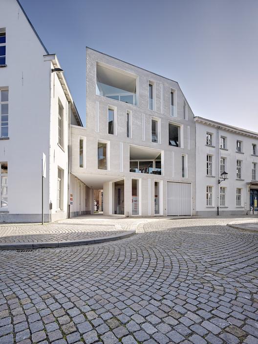 Convento Lorette - Apartamentos Drbstr  / dmvA, © Bart Gosselin