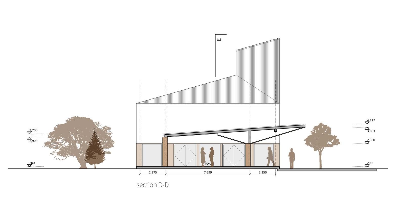 gallery of christchurch north methodist church dalman architecture