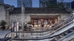 Restaurante belga Abbaye / MRDA Architects