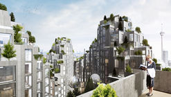 BIG Designs Moshe Safdie-Inspired Habitat for Toronto
