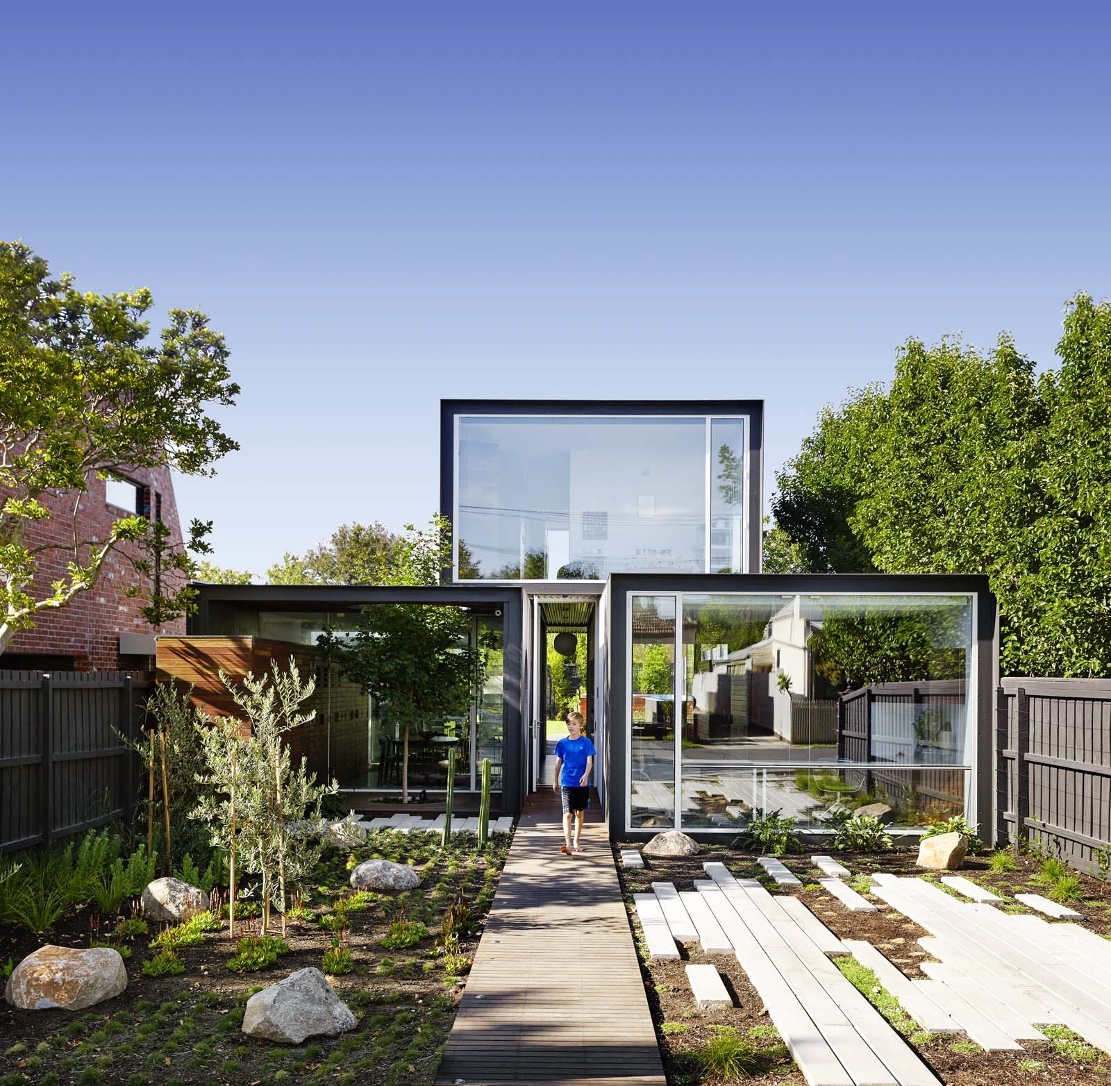 That house austin maynard architects archdaily