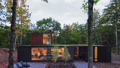 Pleated House / Johnsen Schmaling Architects