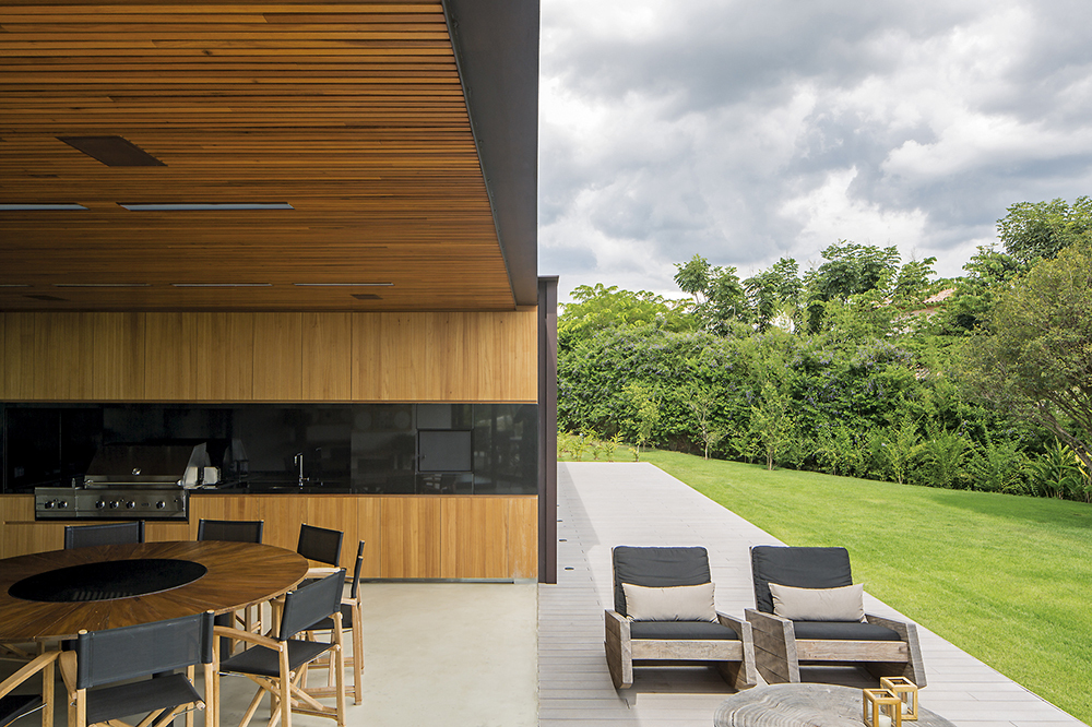 Galeria de resid ncia ca jacobsen arquitetura 6 for Hotel design 987 4