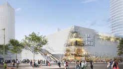MVRDV Reveals Plans to Transform Part-Dieu Shopping Center in Lyon