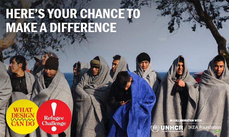 Ikea Foundation lança concurso em busca de soluções que melhorem a vida de refugiados, via whatdesigncando.com