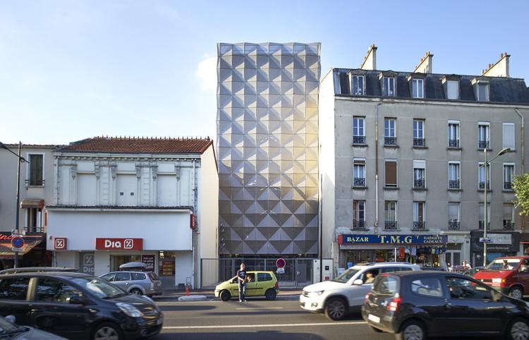 Dance School Aurélie-Dupont / Lankry architectes, © Julien Lanoo