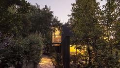 Noguera House  / Riesco+Rivera arquitectos
