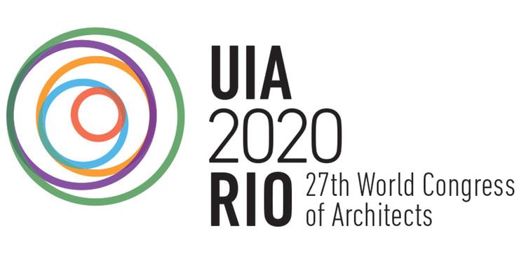 IAB apresenta marca oficial do UIA 2020 RIO, Cortesia de IAB
