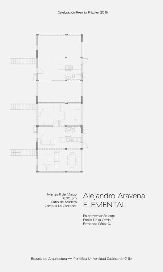 Conversación con Alejandro Aravena - ELEMENTAL