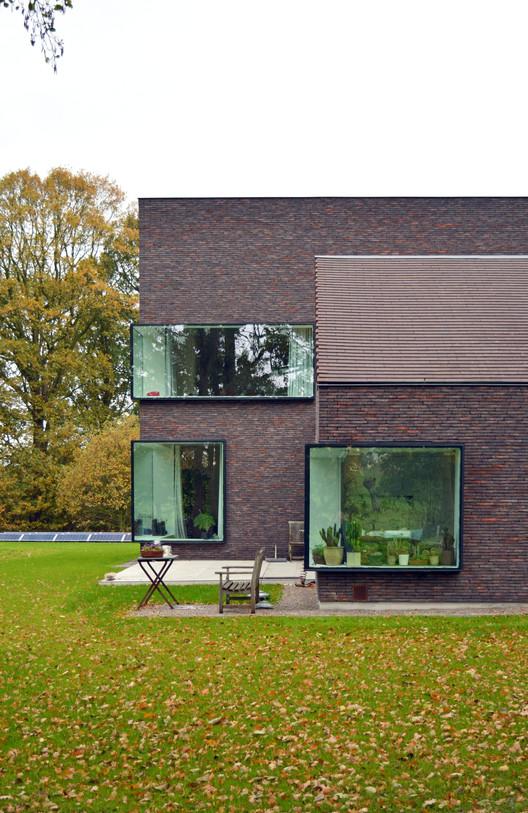 Casa F&C KIEKENS / Architektuurburo Dirk Hulpia , © Alejandro Rodríguez