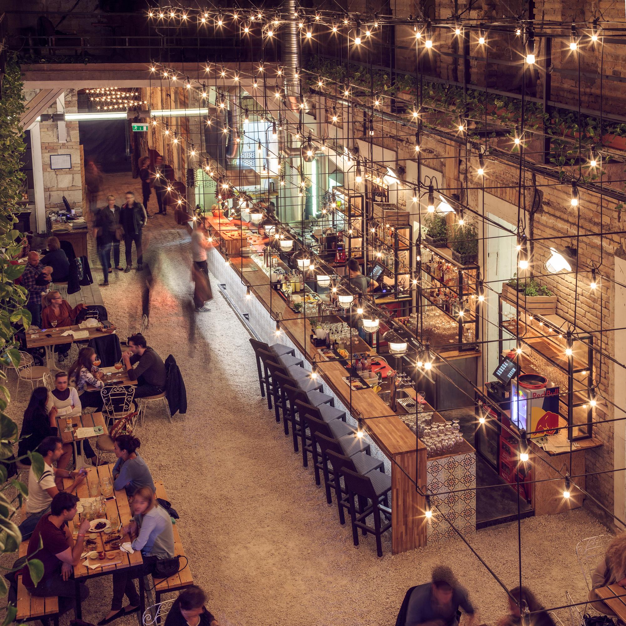 Green Street Restaurant Studio City