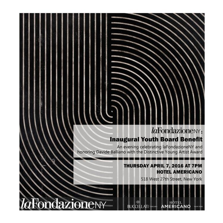 La Fondazione NY Inaugural Youth Board Benefit