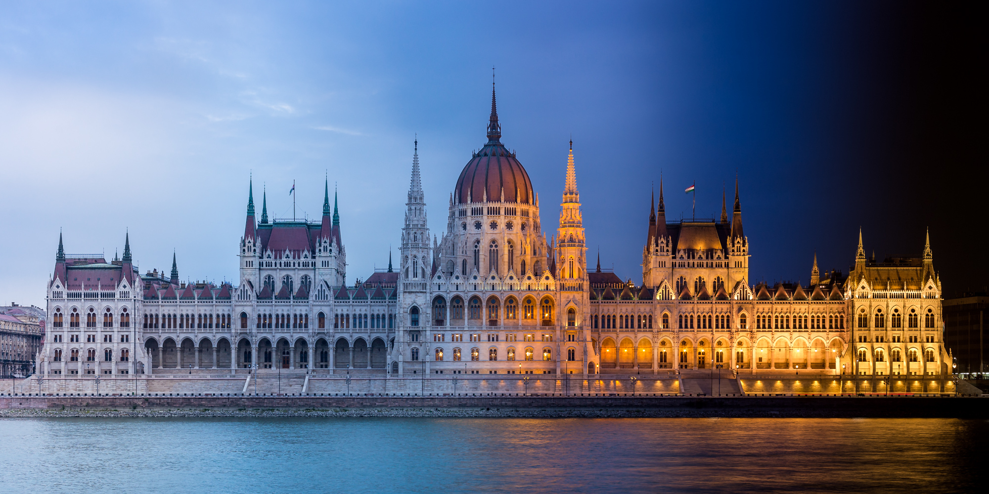 Gallery Of See Budapest S Landmarks In A New Light With