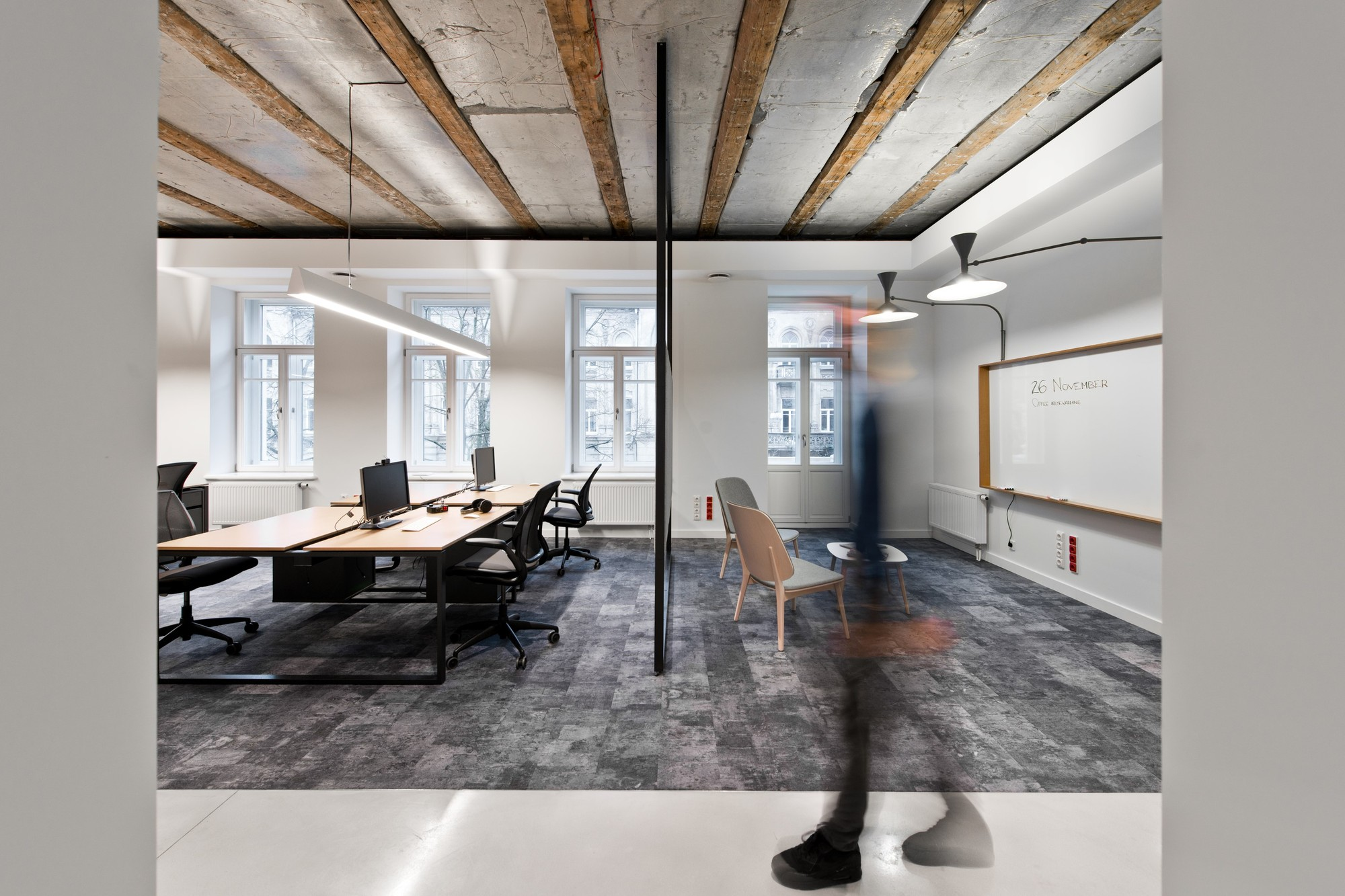 Treatwell Office Plazma Architecture Studio Archdaily
