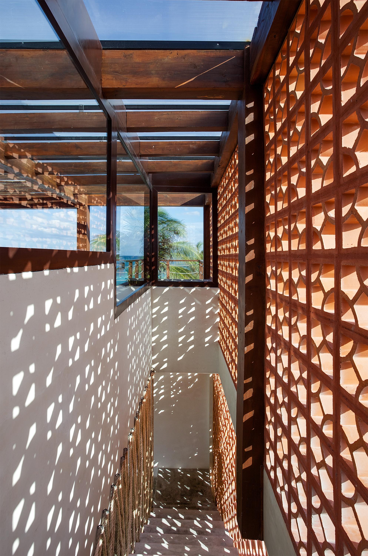 Galer a de hotel sanar studio arquitectos 5 for Busco arquitecto