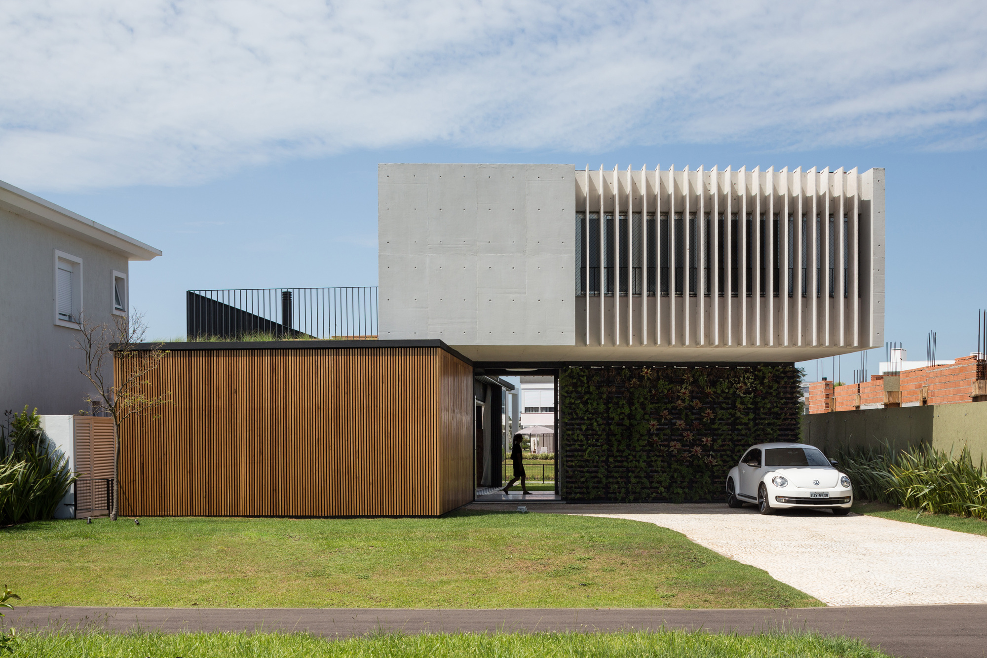 Casa Enseada Arquitetura Nacional Plataforma Arquitectura