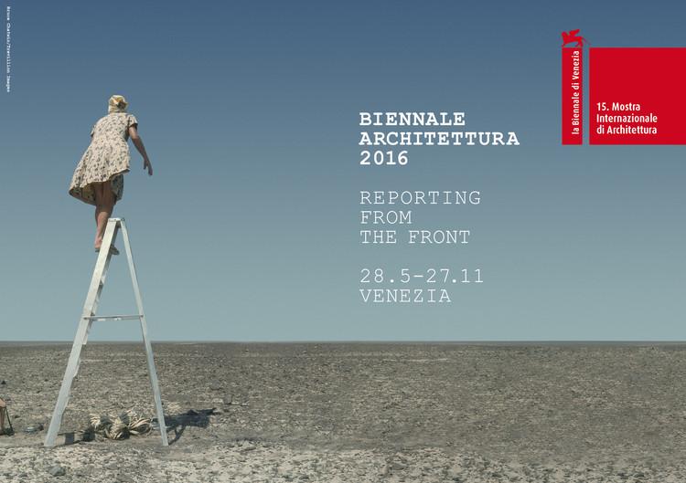 La Bienal de Venecia 2016 y el mensaje detrás de la mujer de la escalera, Cortesía de La Biennale di Venezia
