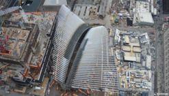 Video: Time-Lapse of Santiago Calatrava's World Trade Center Oculus