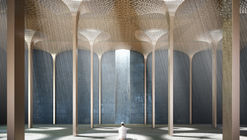 AL_A Wins Competition to Design Abu Dhabi Mosque