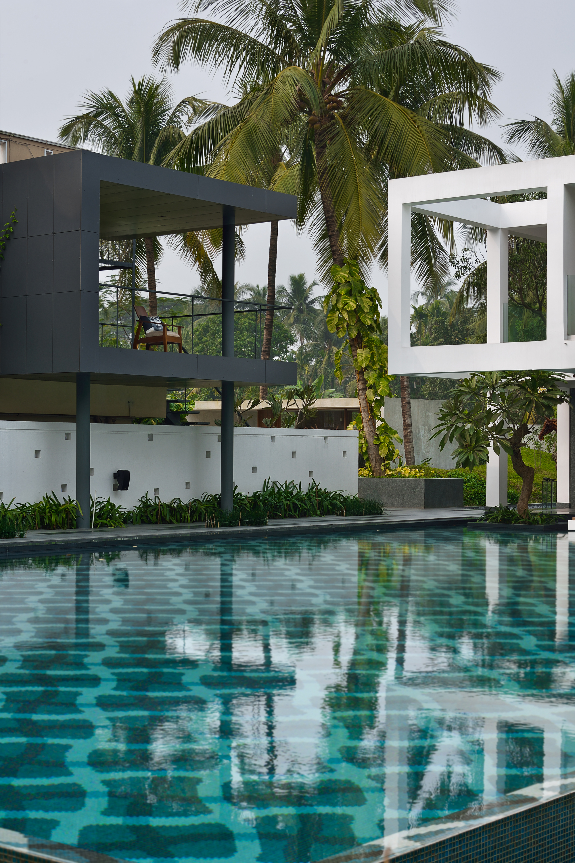 Gallery of pool house abin design studio 5 for Pool design studio