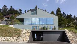 Villa Erard, à Nods  / Andrea Pelati Architecte