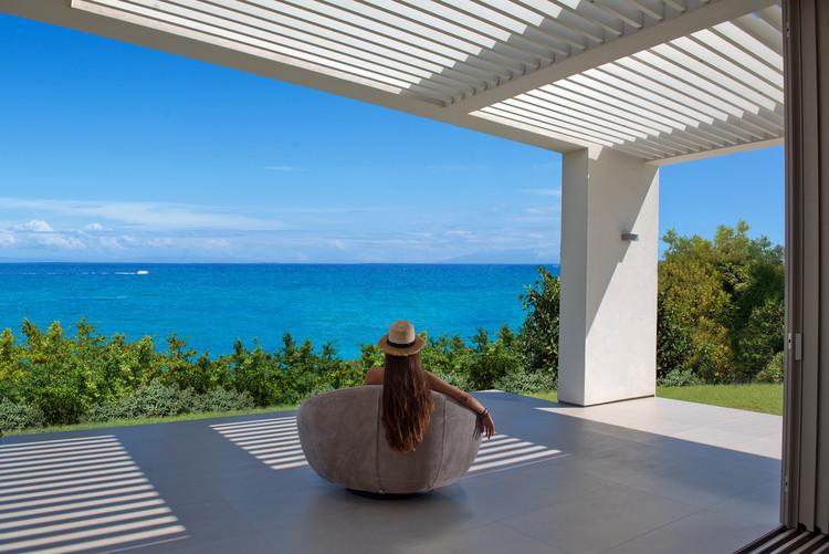 Casa en zakynthos katerina valsamaki architects for Jardin katerina