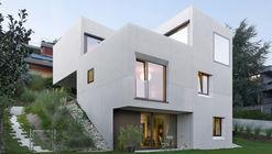 Villa SAH à Neuchâtel  / Andrea Pelati Architecte
